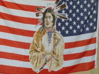 drapeau amerindien